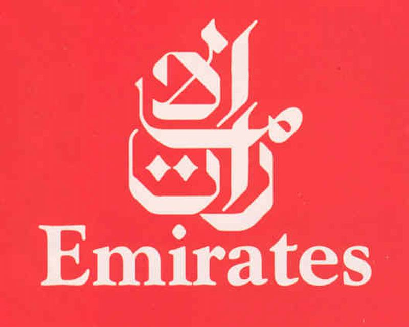 Pin Fly Emirates Logo on Pinterest